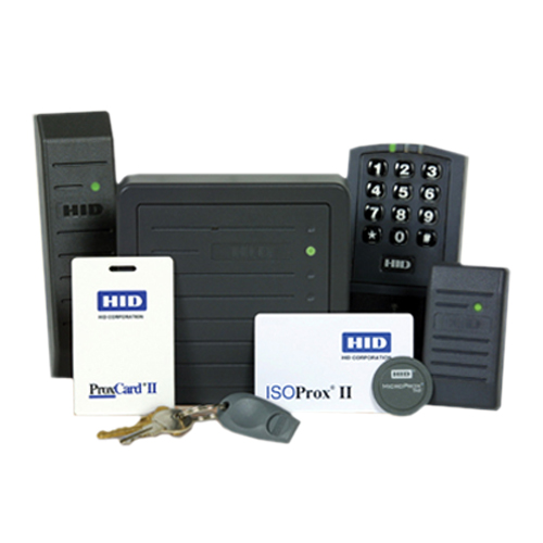 HID is the industry standard when it comes to card readers. Most