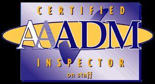 Certified AAADM Inspectors