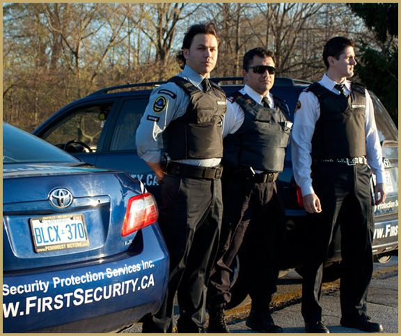 Security Guard Services First Security Protection Services
