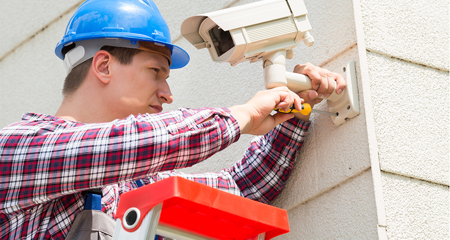 Cctv Systems Inspections Amp Maintenance First Security