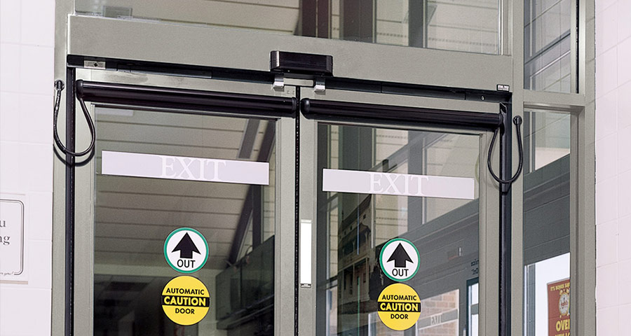 First Security Protection Door Operators