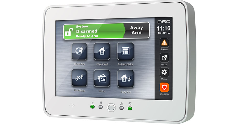 Residential Alarm Systems First Security Protection Services