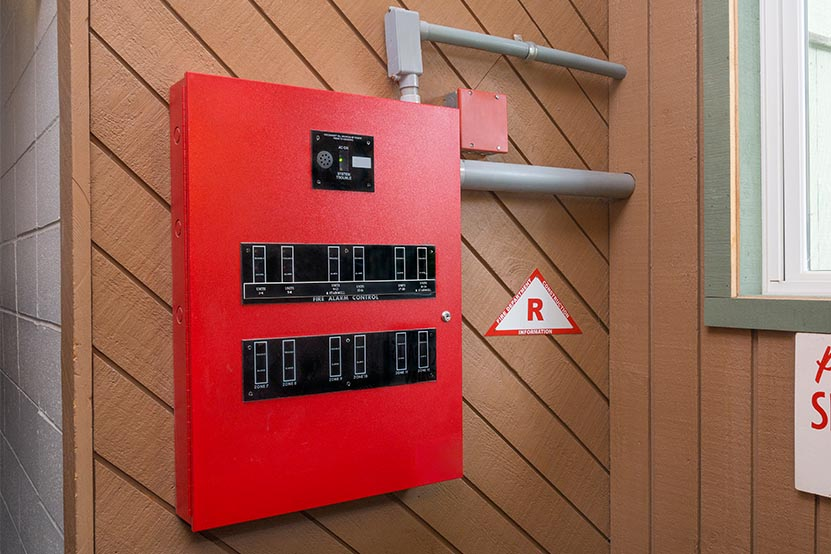 Ulc Fire Alarm Monitoring First Security Protection Services